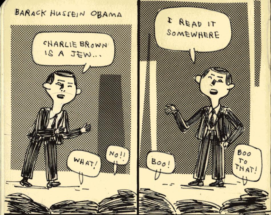 Barrack Hussain Obama review