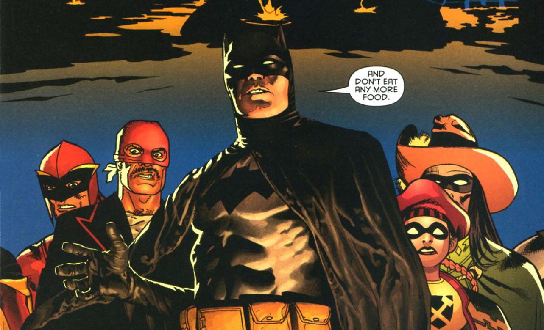 Batman the Black Glove review