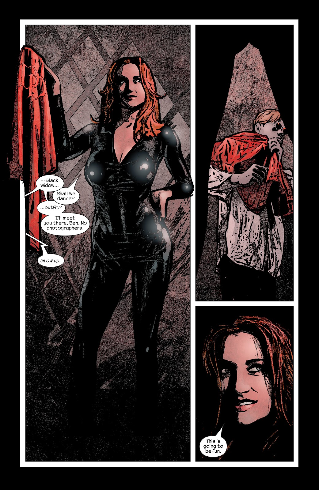 Daredevil the Widow review