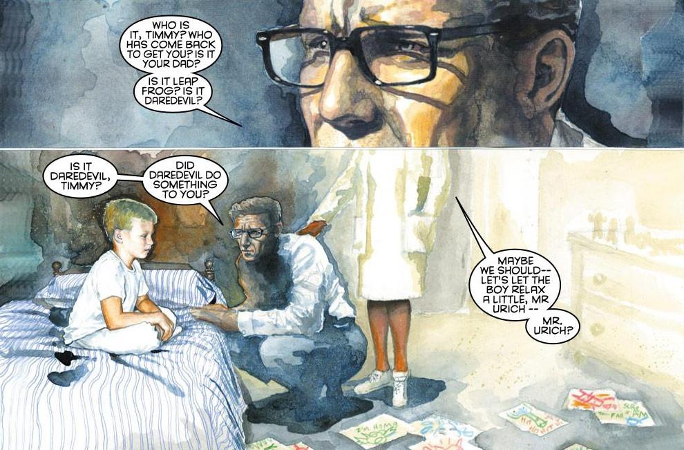 Daredevil Wake Up review