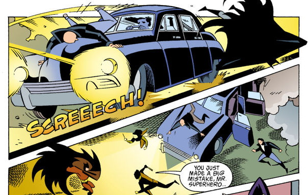 Gotham Adventures review