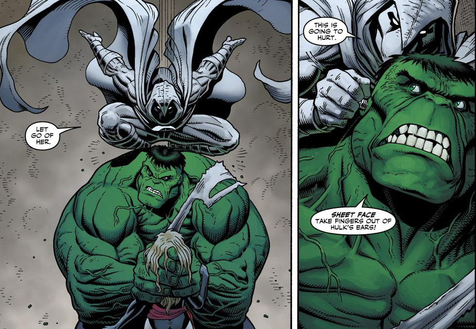 Incredible Hulk Red & Green review