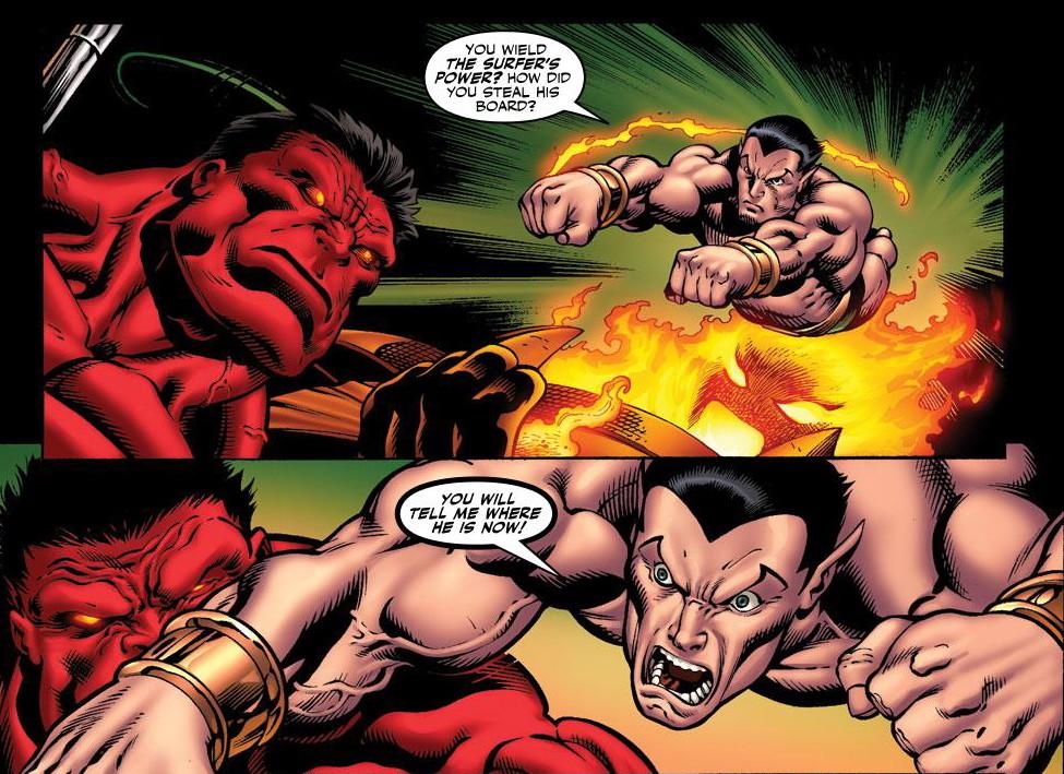 Hulk No More review