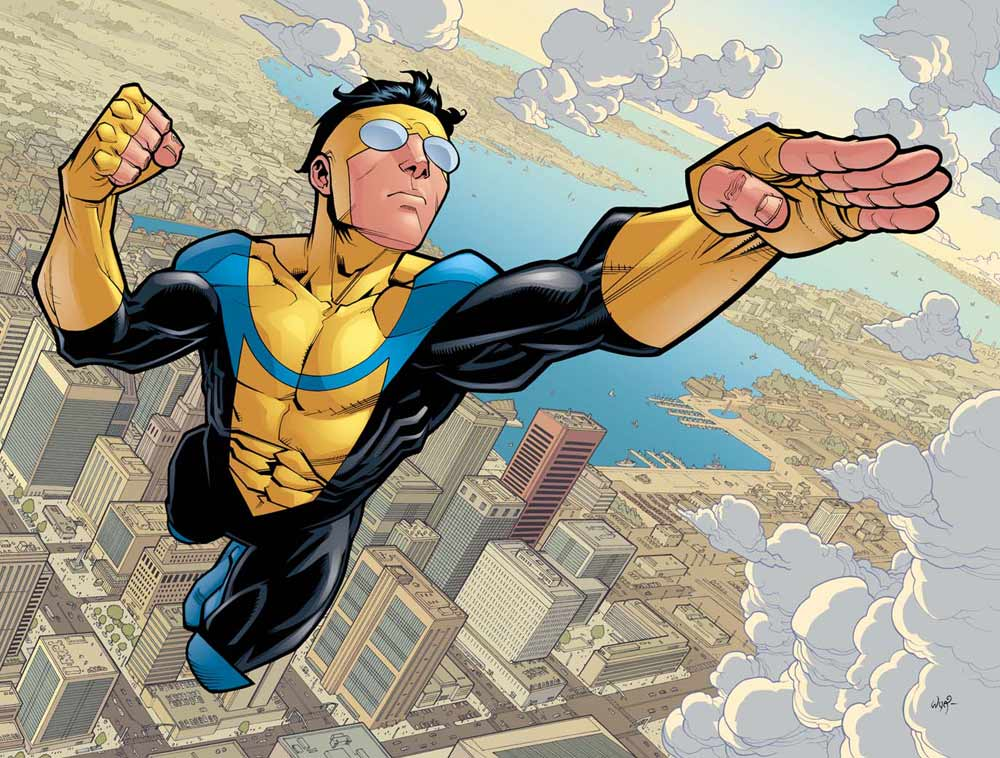 Invincible Family Matters review
