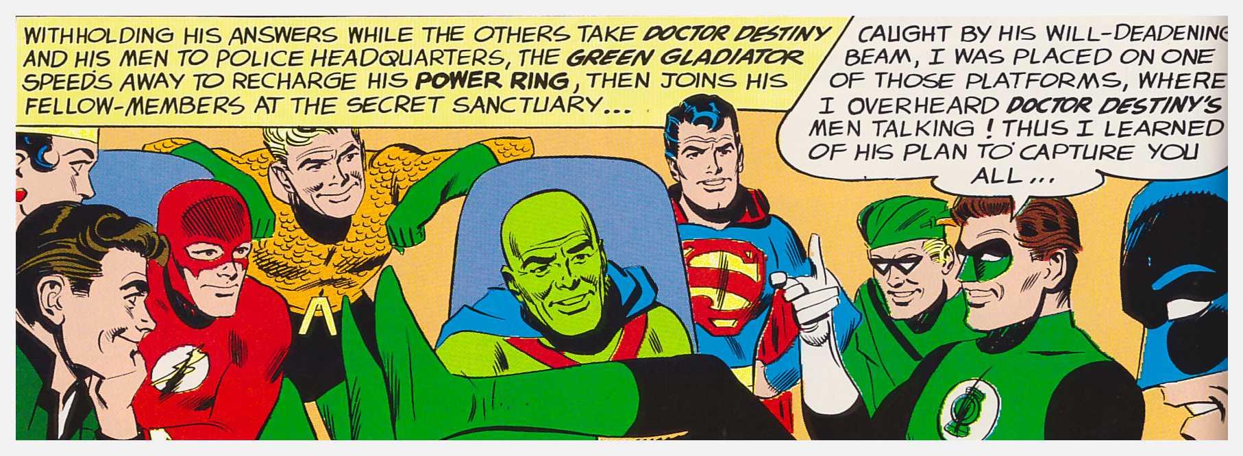 Justice League Archives 1 review