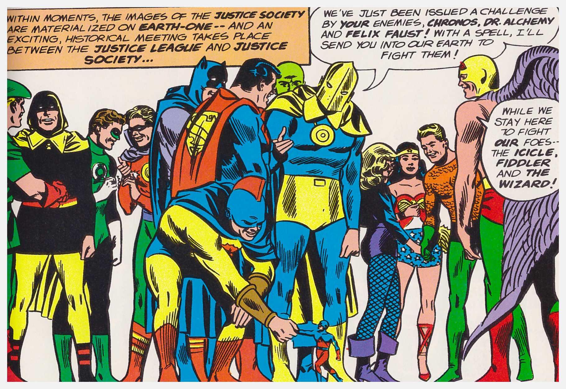 Justice League Archives 3 review