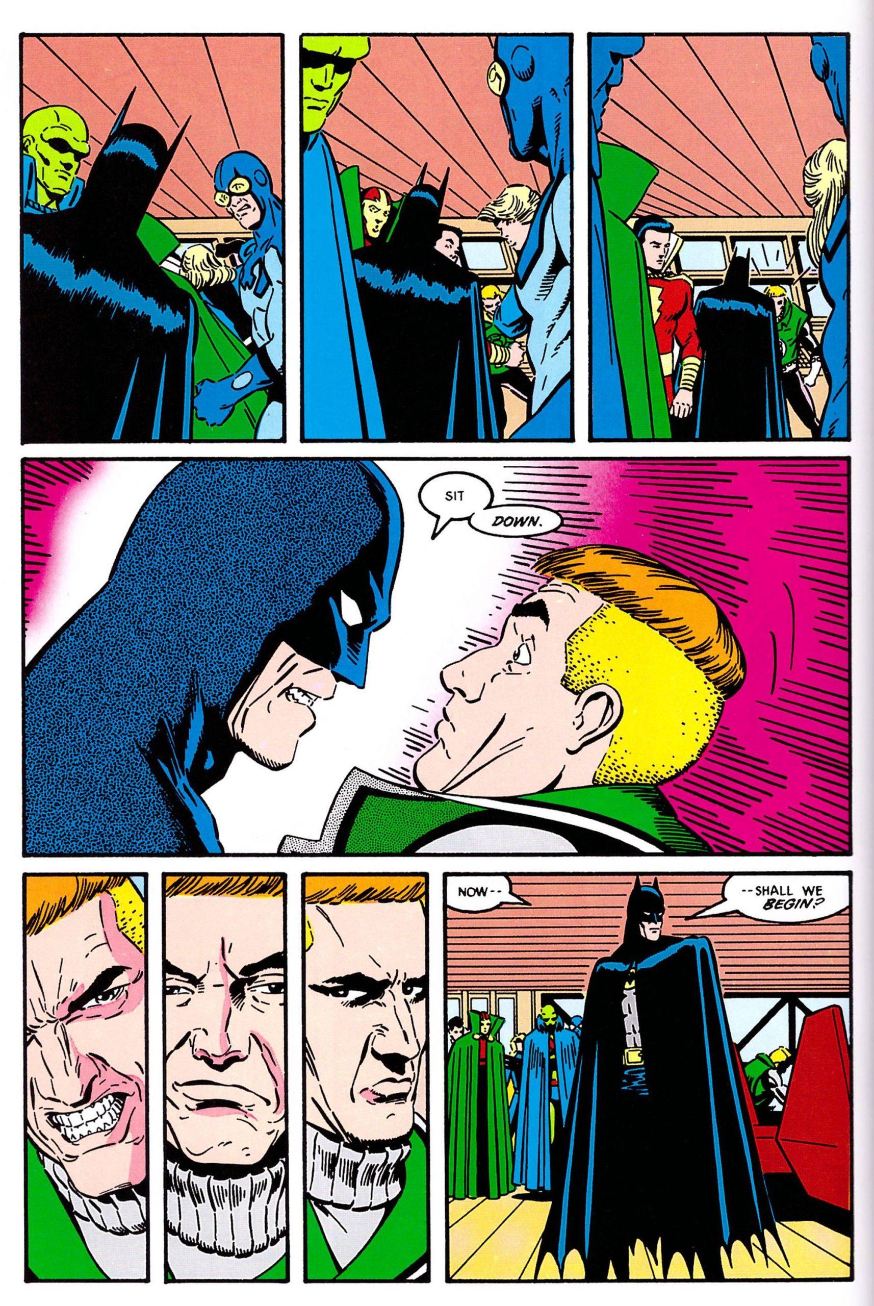 Justice League International Vol 1 review
