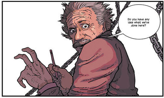 Manhattan Projects 1 review