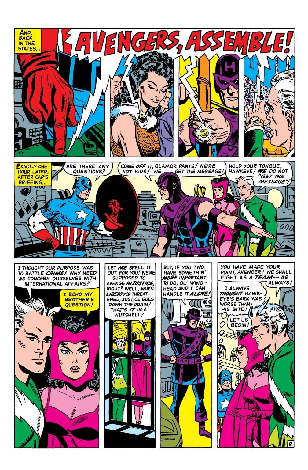 Marvel Masterworks the Avengers Vol 2 review