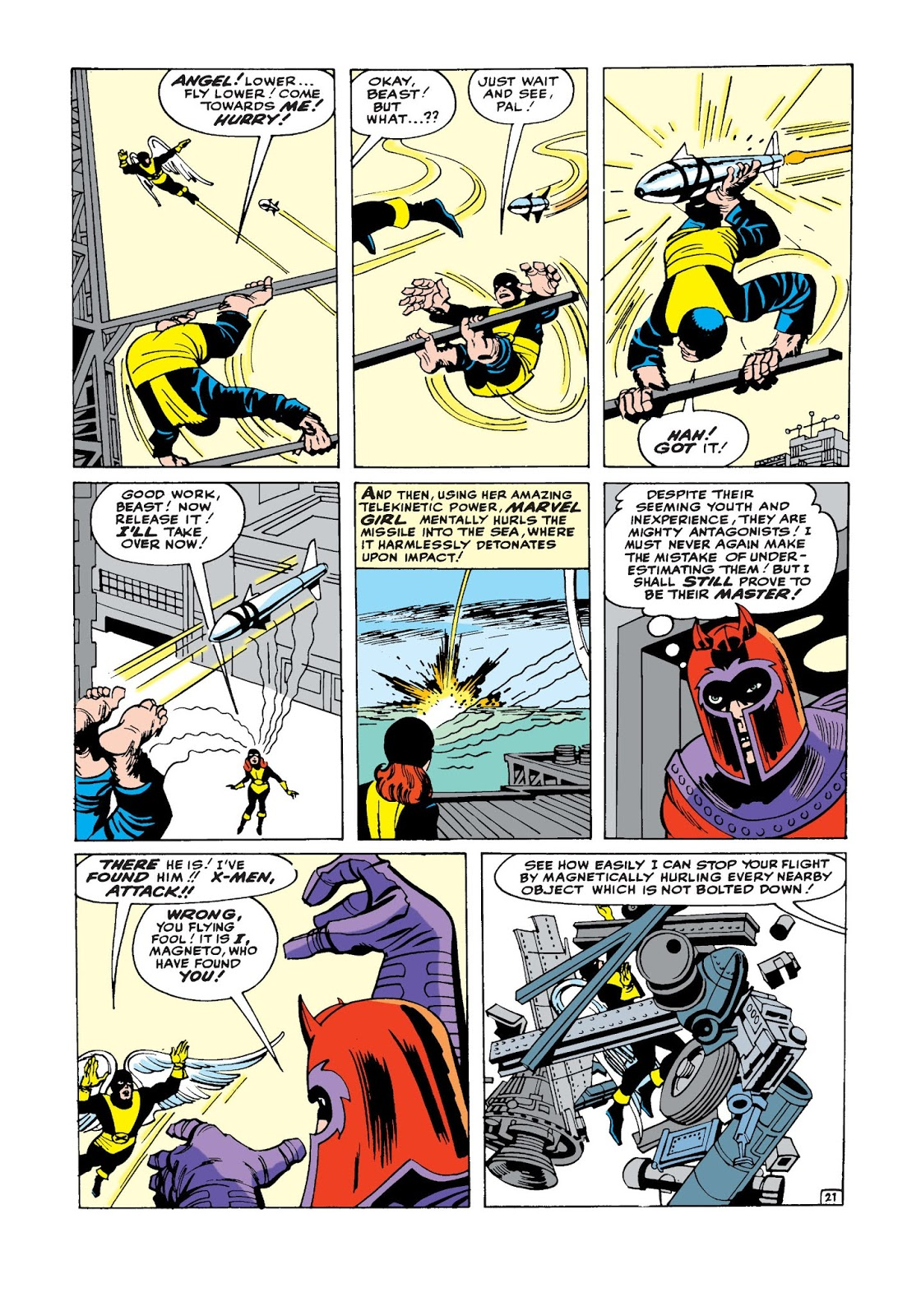 Marvel Masterworks X-Mens Vol 1 review
