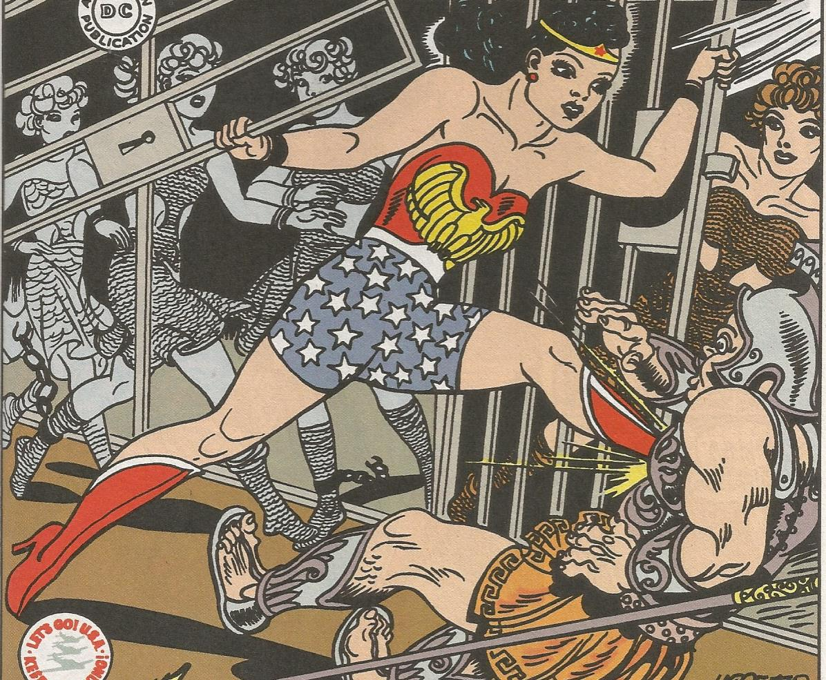 Wonder Woman Chronicles Volume Two review