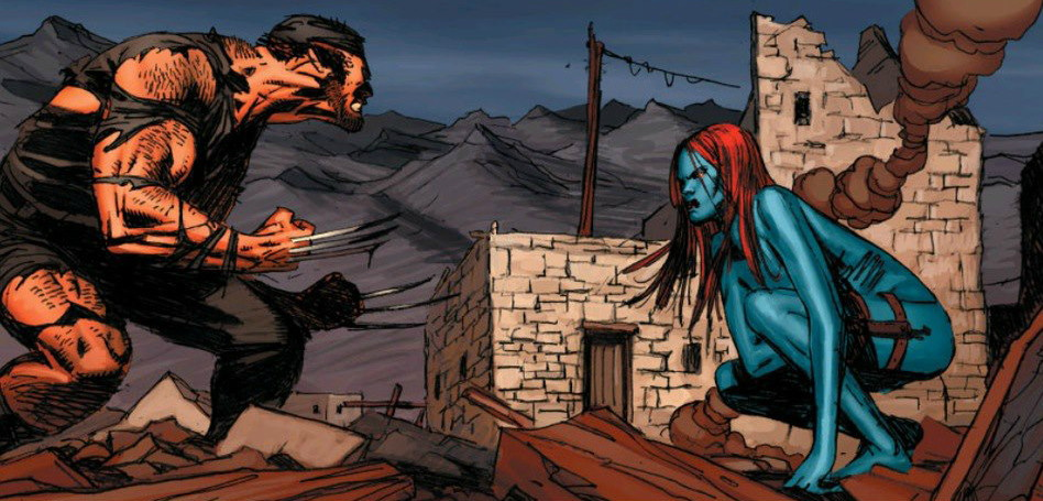 Wolverine Get Mystique review