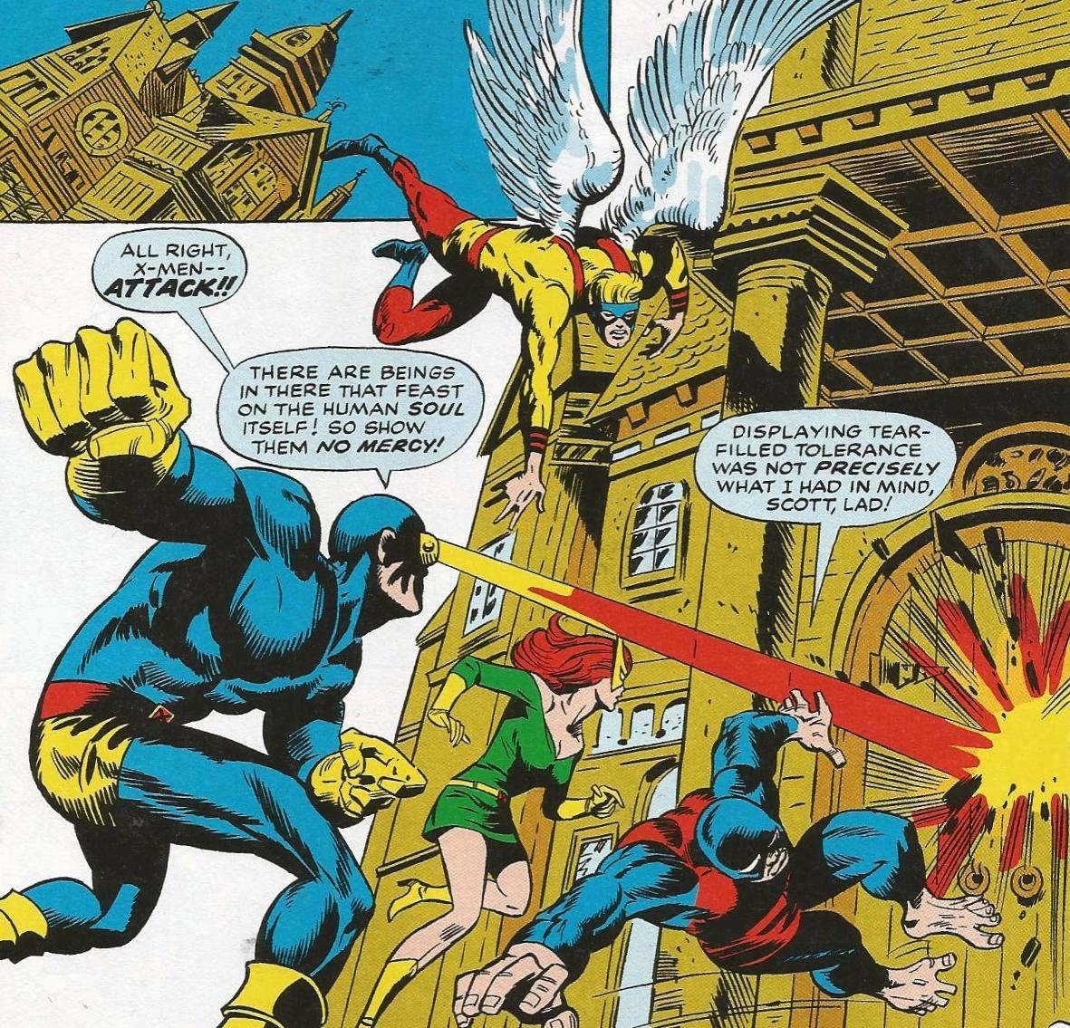 Marvel Masterworks X-Men 5 Review