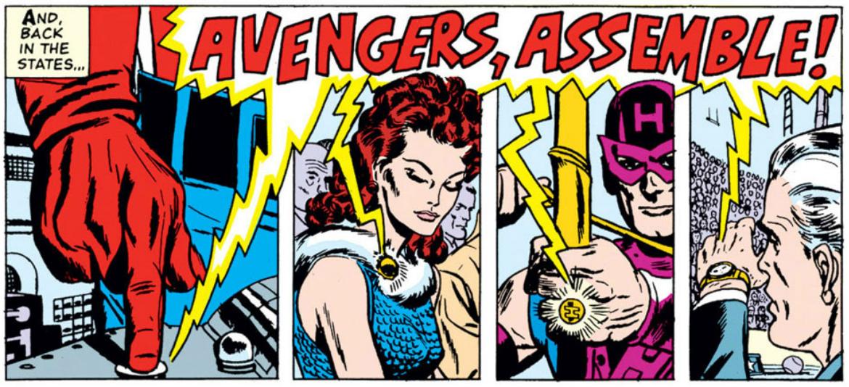 Marvel Masterworks The Avengers 2 review