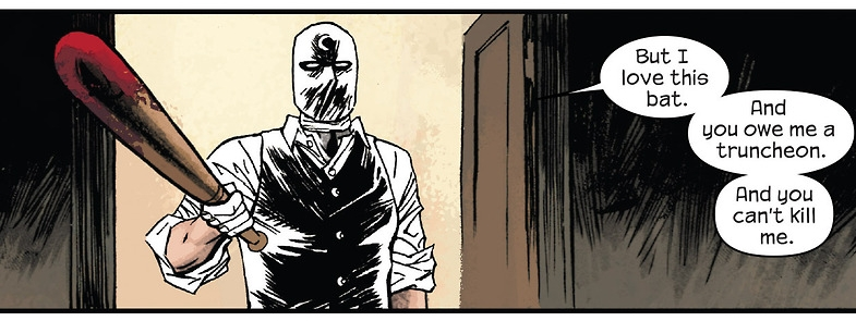 Moon Knight From the Dead review
