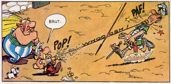 Asterix and the Banquet review