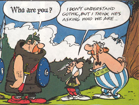 Asterix and the Goths review