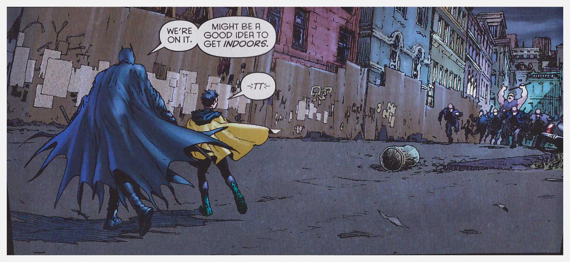 Batman Time and the Batman review