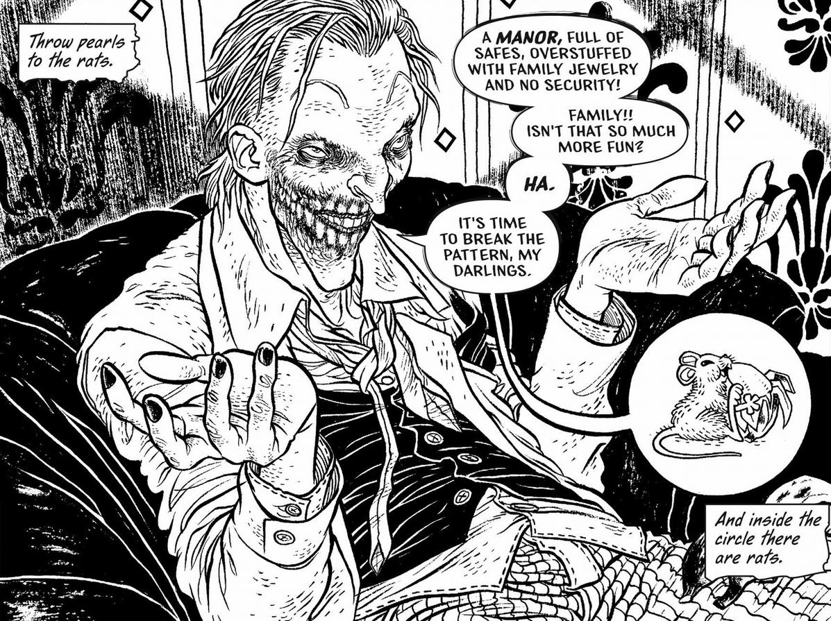 Batman Black and White Volume 4 review