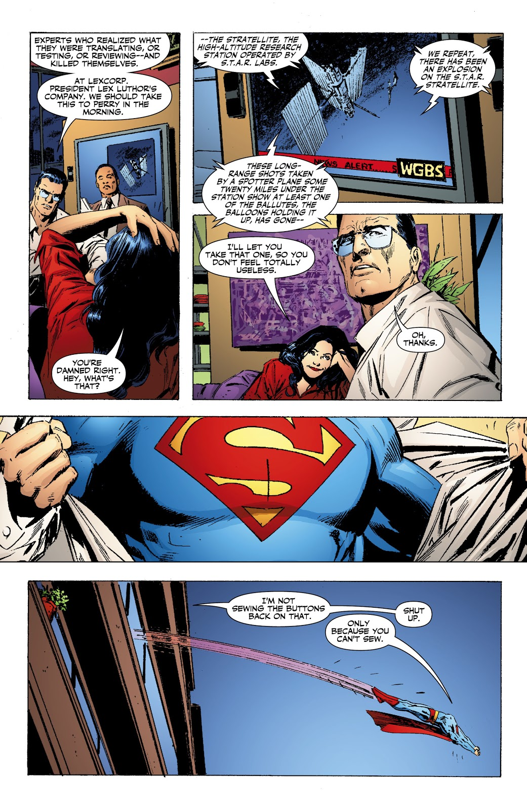 JLA Classified New Maps of Hell review