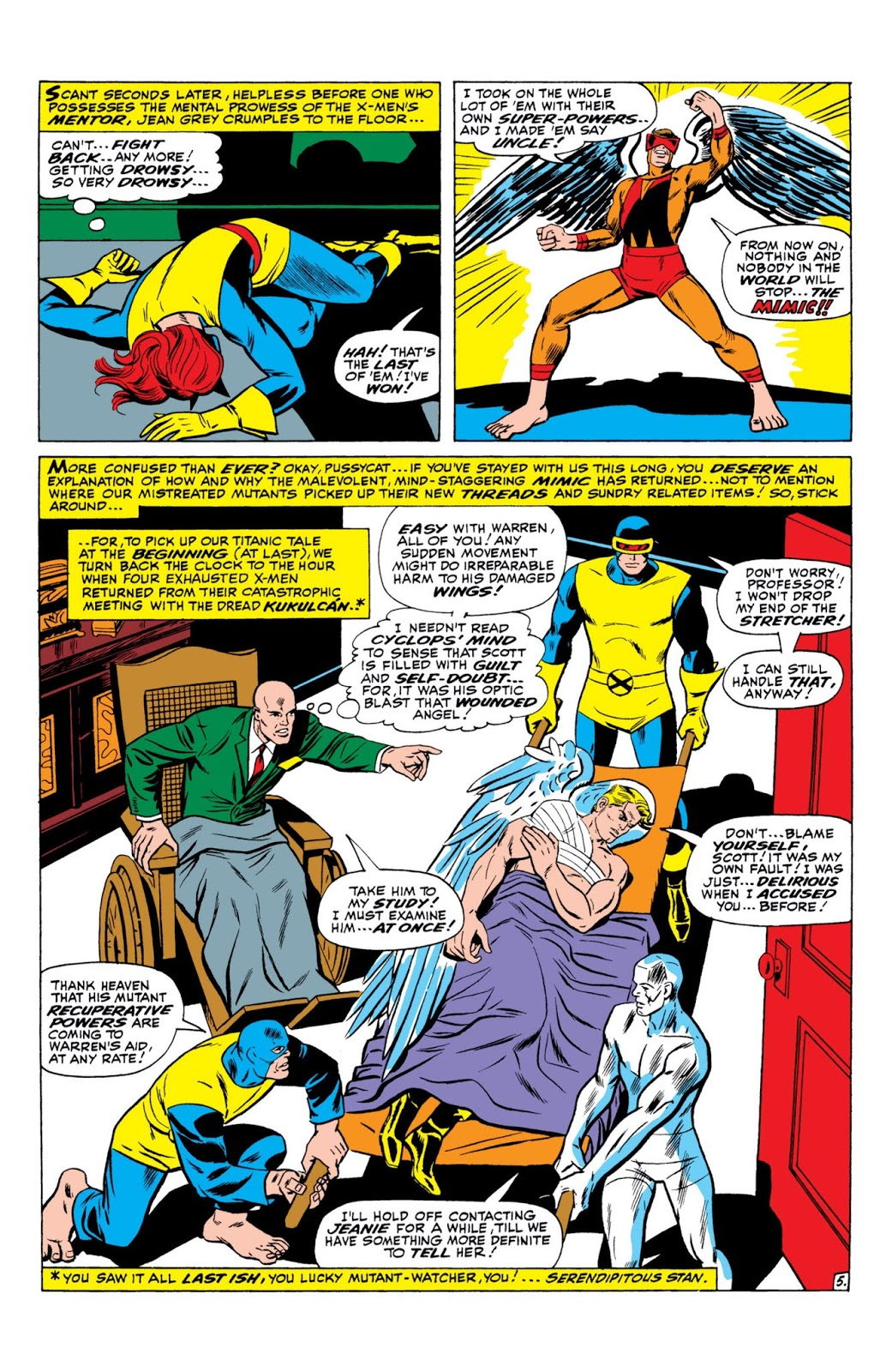 Marvel Masterworks X-Mens Vol 3 review