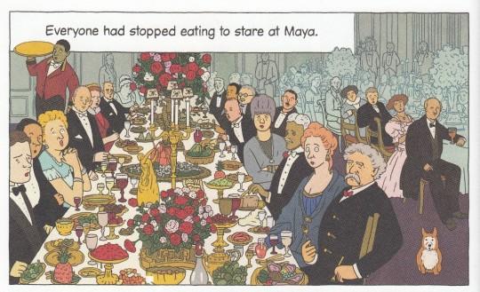 Maya Makes a Mess review