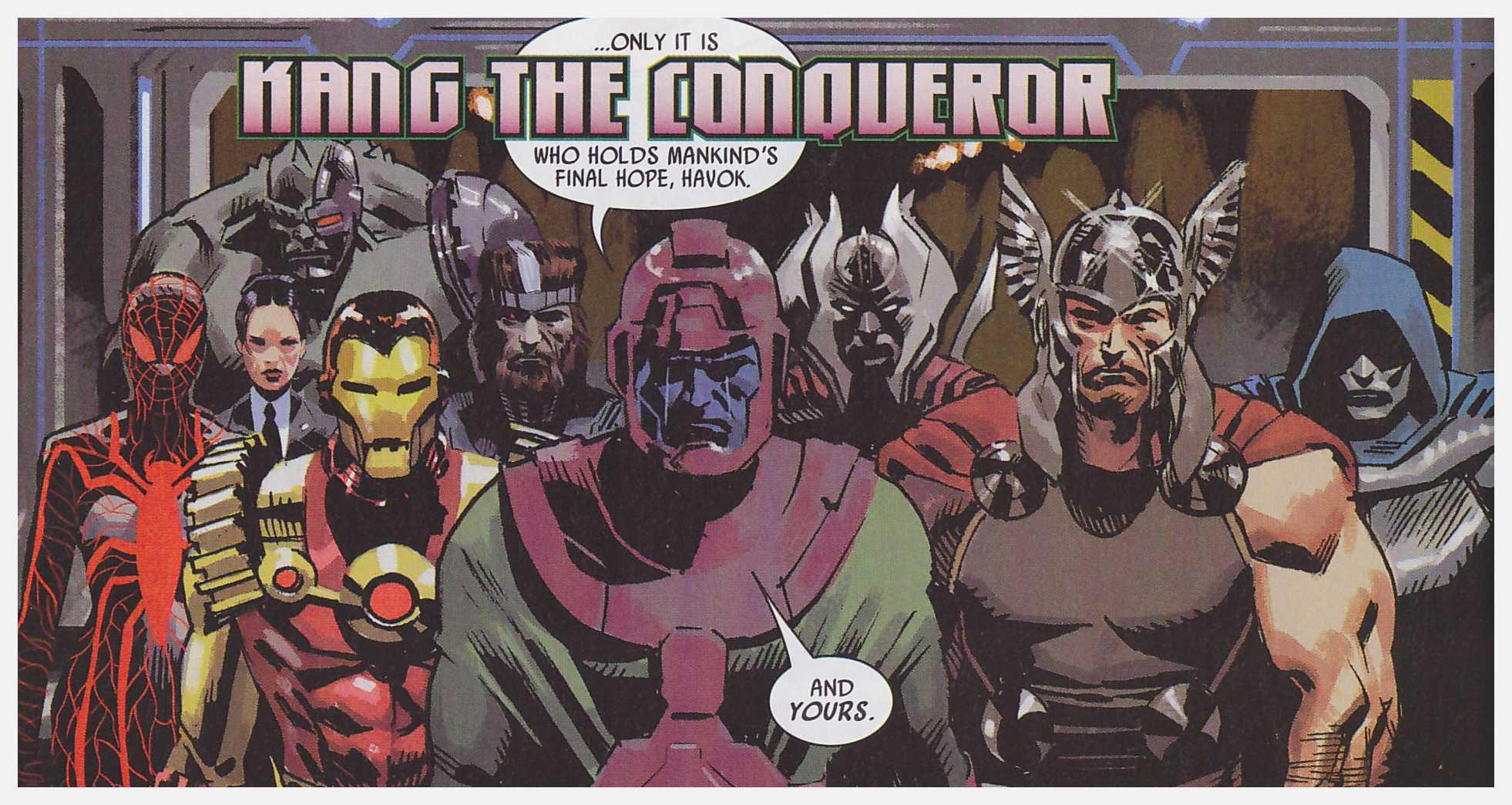 Uncanny Avengers Omnibus review