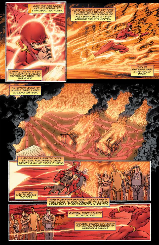 Justice League of America Sanctuary review