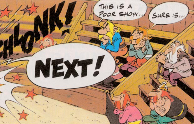 Asterix and the Cauldron review