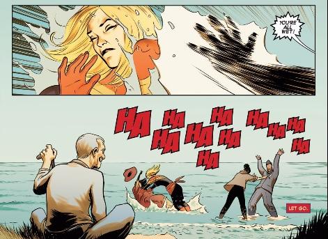 Captain Marvel Alis Volat Propriis review