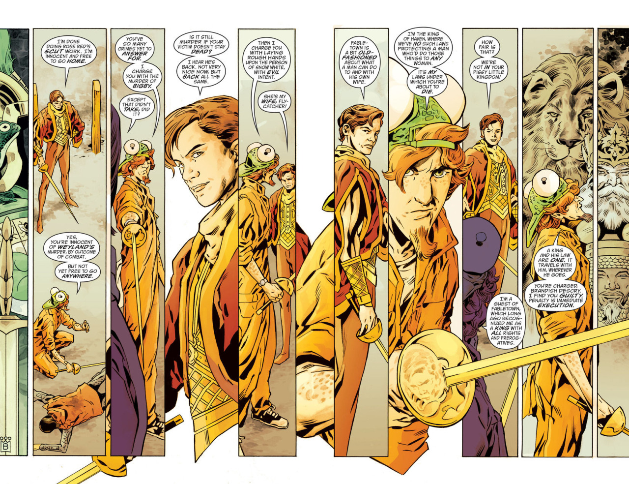 Fables Farewell review