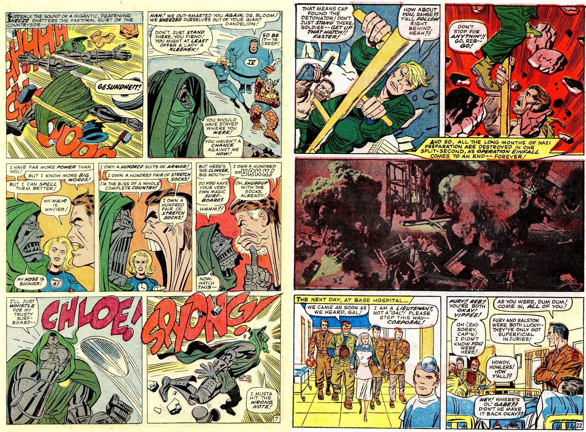 Marvel Visionaries Jack Kirby review