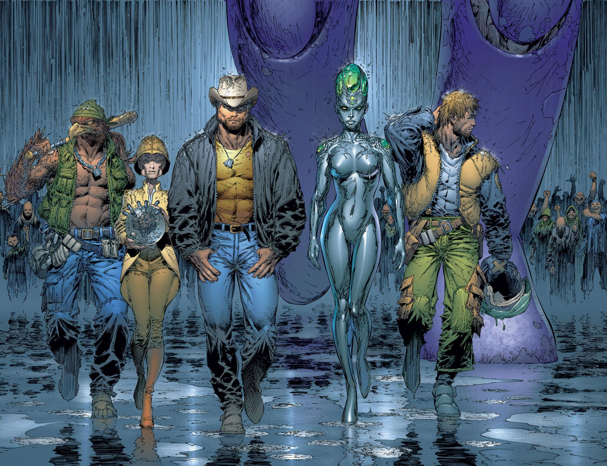 New X-Men Here Comes Tomorrow review