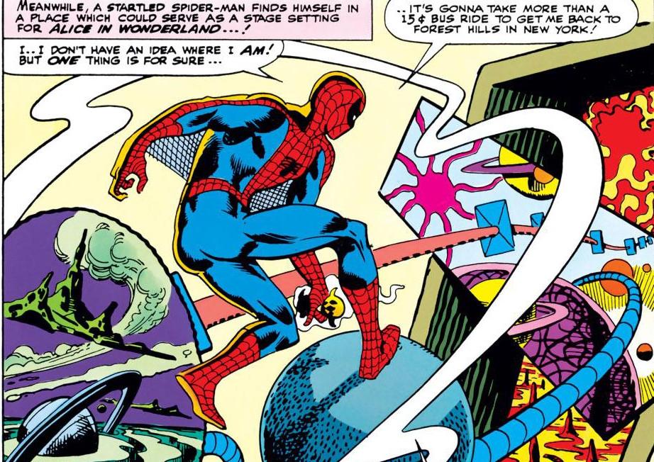 Amazing Spider-Man Omnibus 1 review