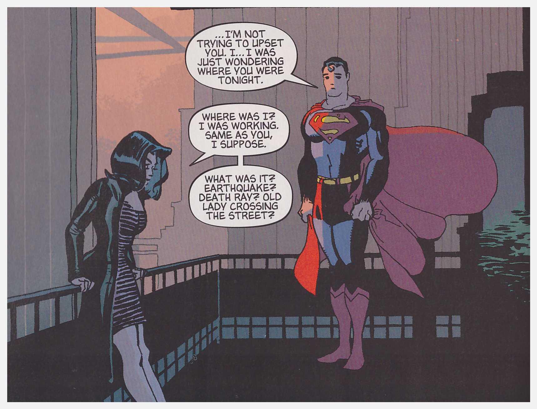 Superman Kryptonite review