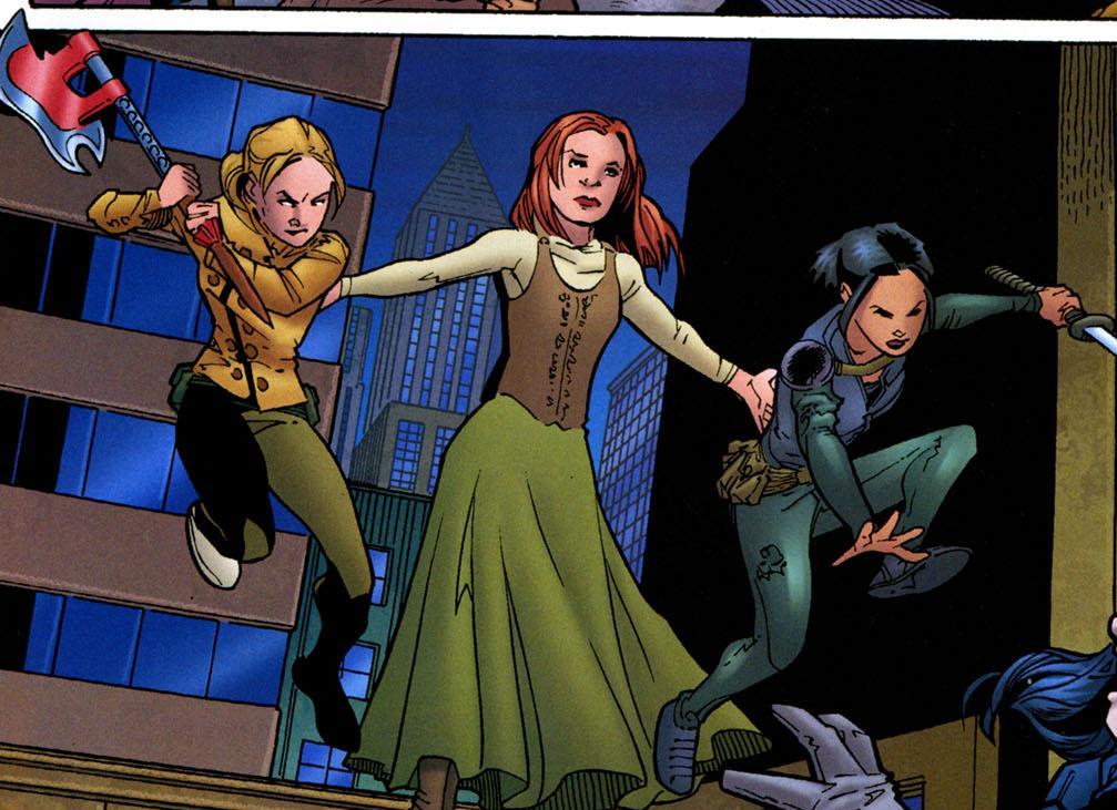 Buffy the Vampire Slayer Season 8 review