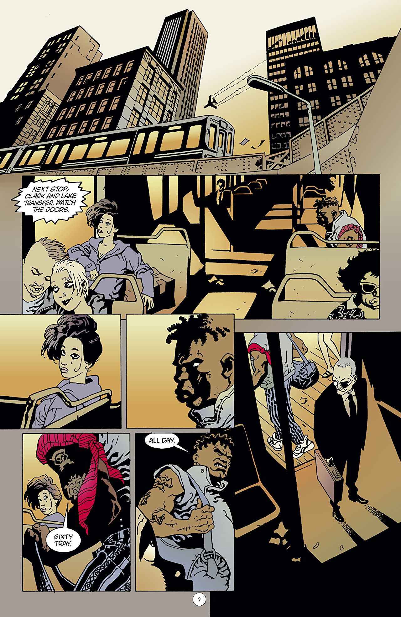 100 Bullets First Shot Last Call review