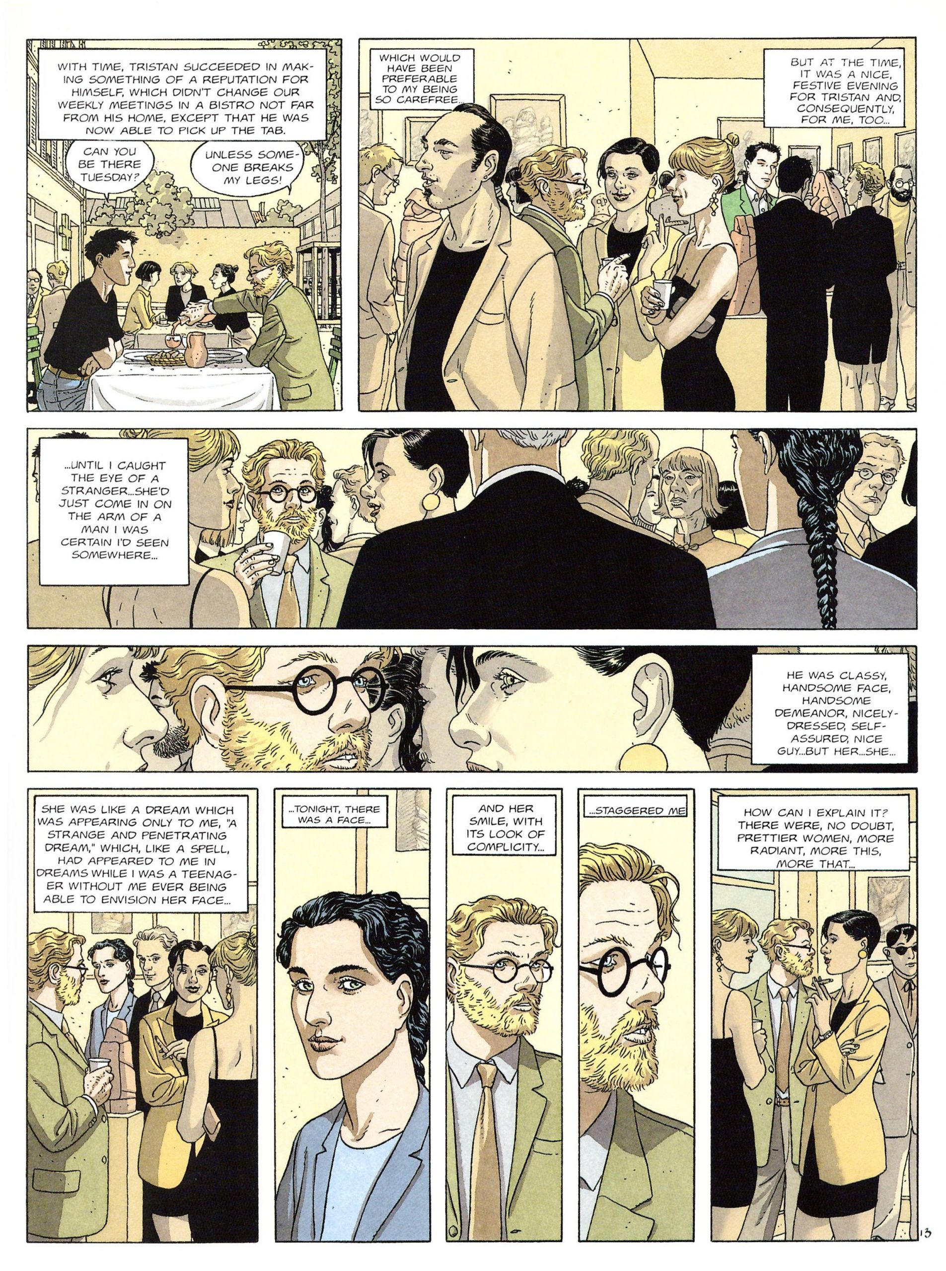 After the Rain graphic novel review