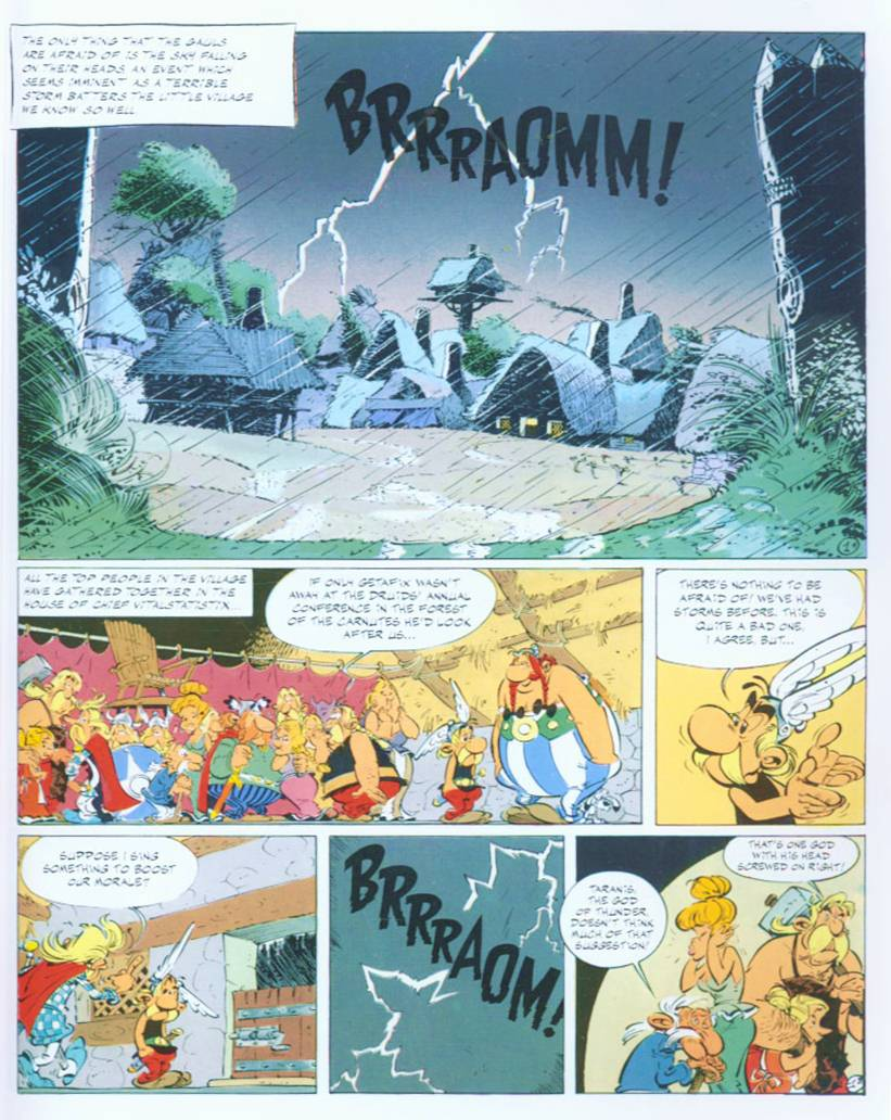 Asterix and the Soothsayer review