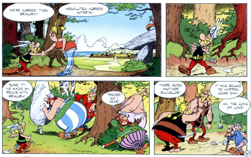 Asterix and the Secret Weapon review