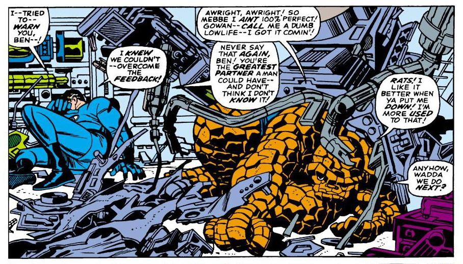 Marvel Masterworks Fantastic Four vol 6 review