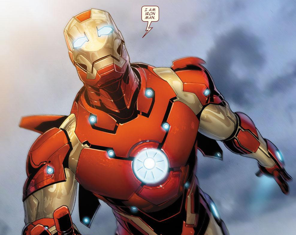 Iron Man Stark Resilient review