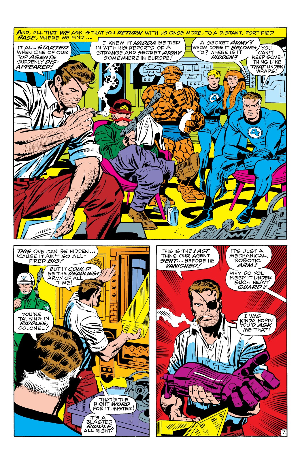 Marvel Masterworks Fantastic Four Vol 9 review