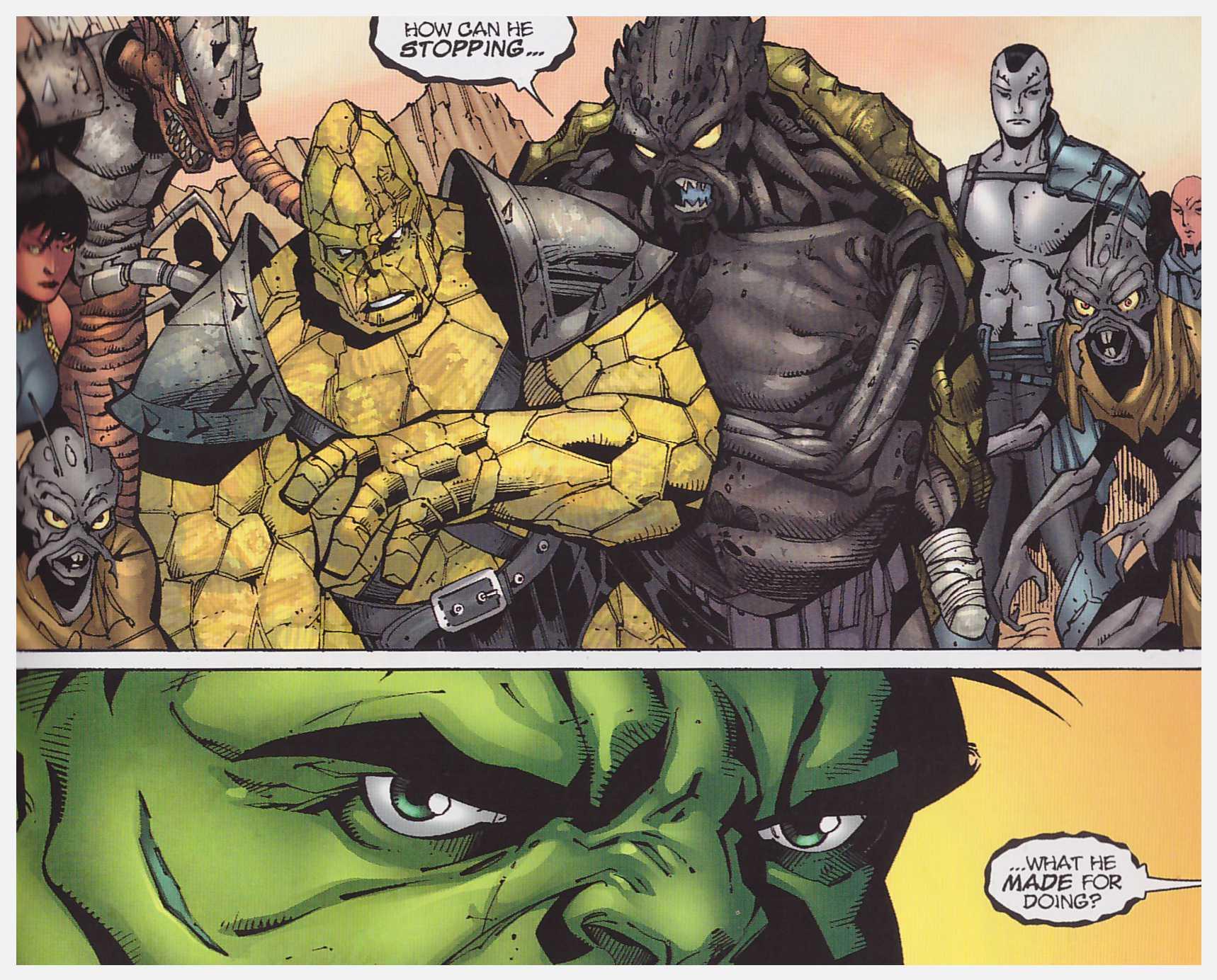 Planet Hulk review