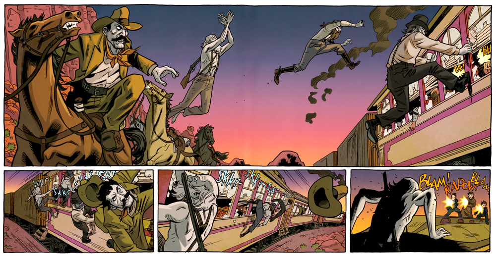 The Sixth Gun vol 2 review