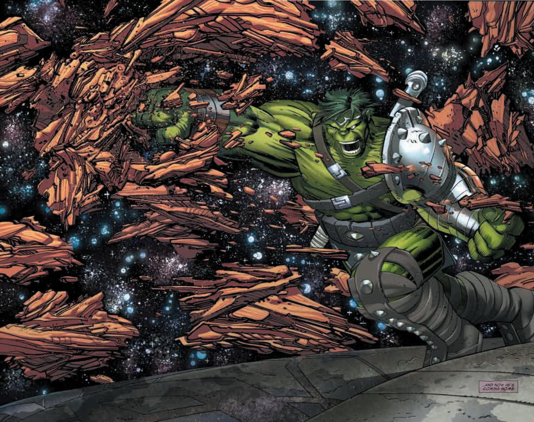 World War Hulk review