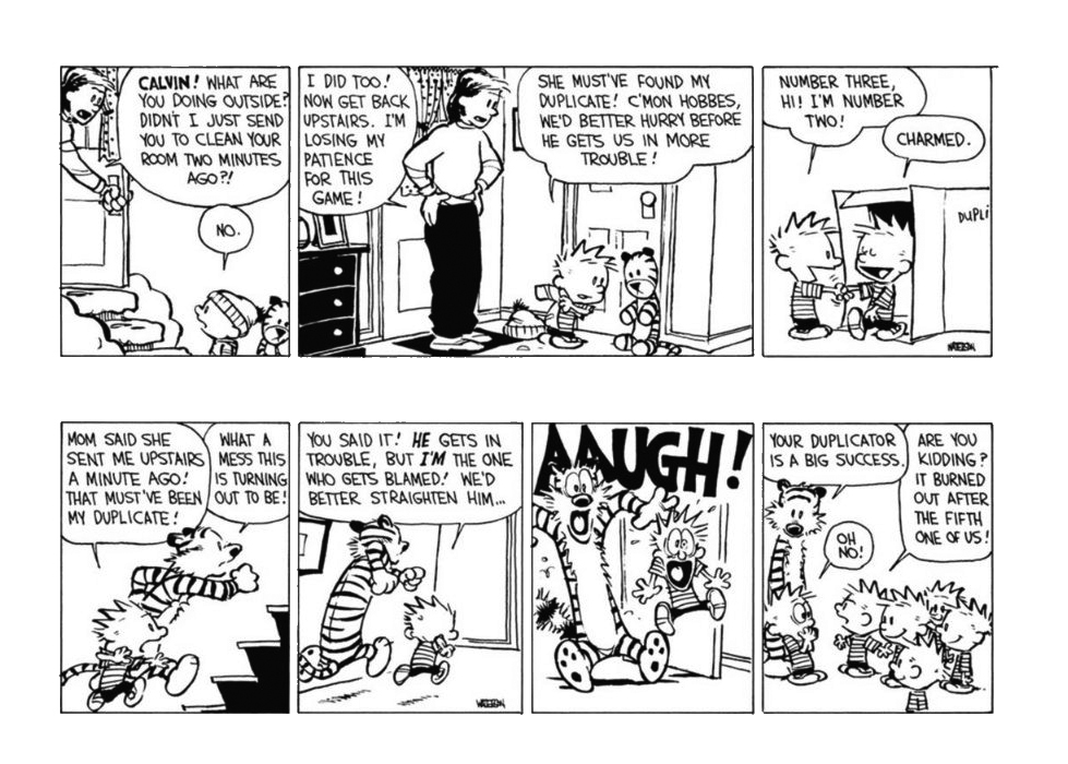 The Essential Calvin and Hobbes review