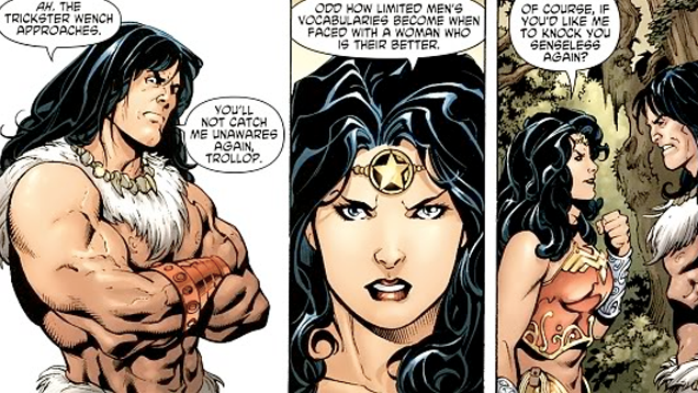 Wonder Woman the Ends of the Earth review