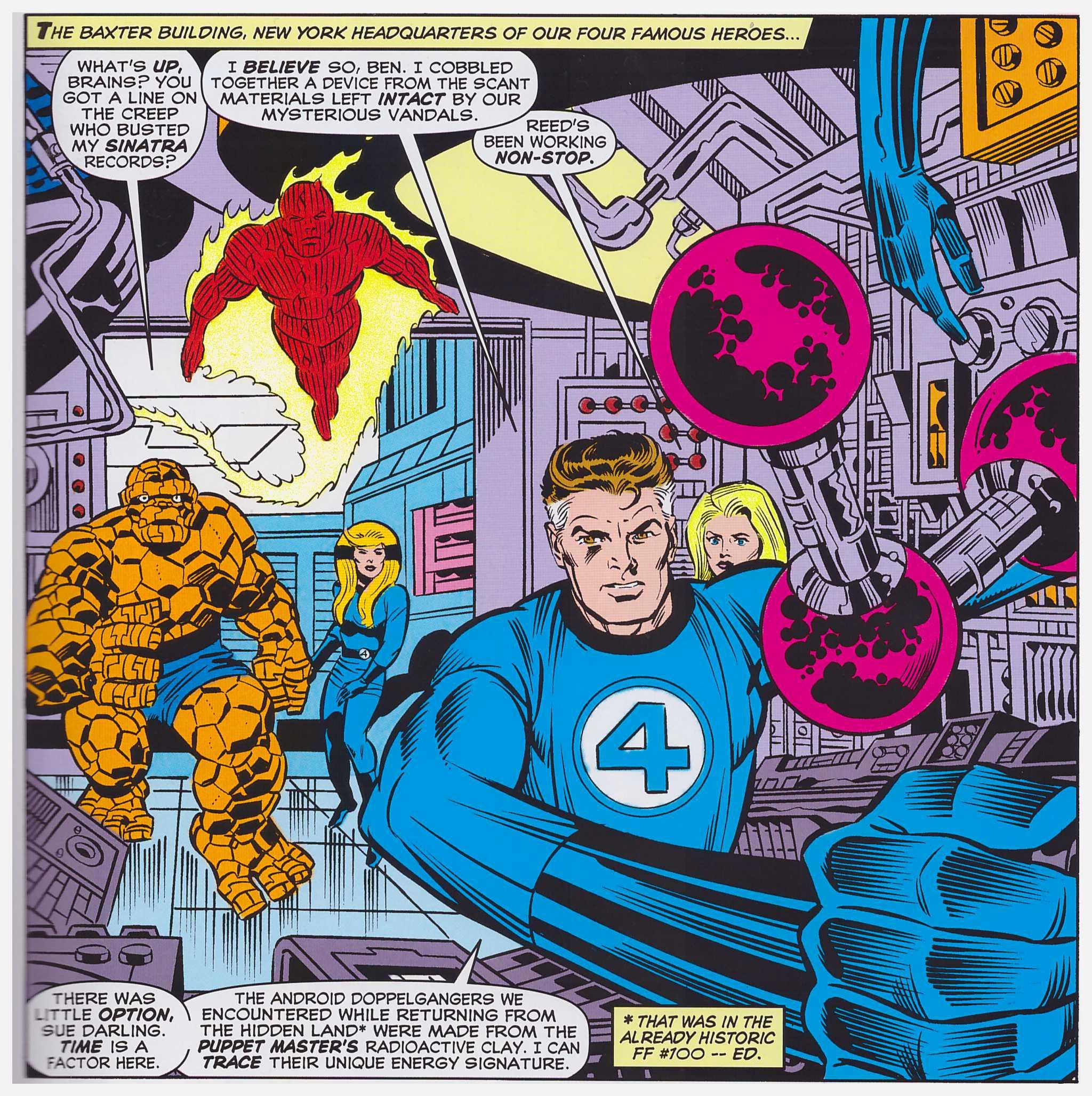 Fantastic Four World's Greatest Comics Magazine review