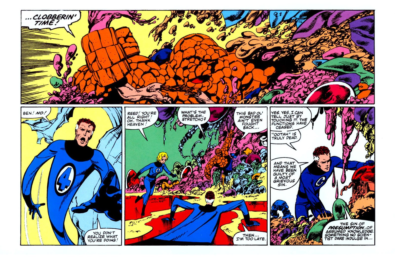 Fantastic Four Visionaries John Byrne vol 3 review